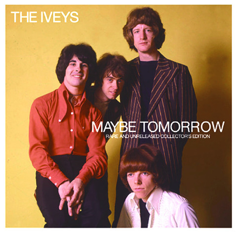 Iveys - Maybe Tomorrow Rare and Unreleased BFP103CDR