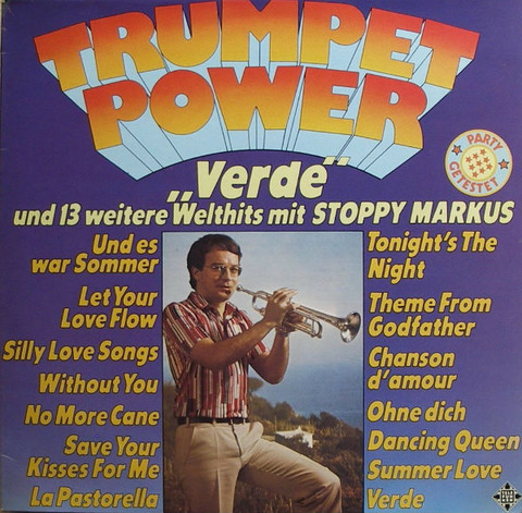 Stoppy Markus - Trumpet Power