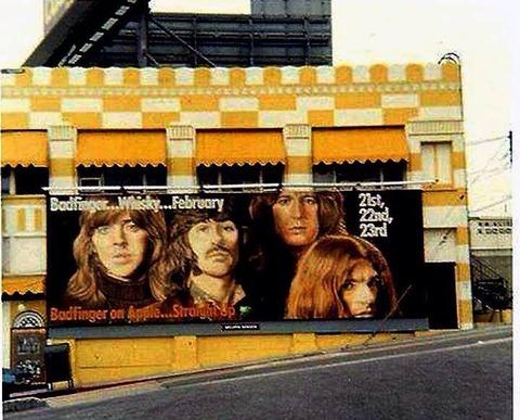 Badfinger Whisky A-Go-Go 1972