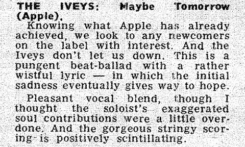NME (1968-12-14) maybe tomorrow