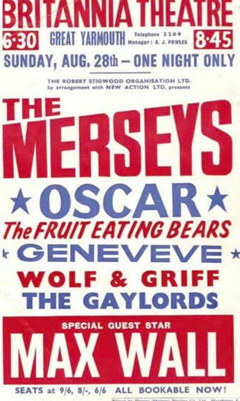 Merseys Fruit Eating Bears (Aug 28, 1966)