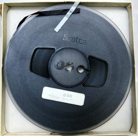 Badfinger Demo Reel to Reel Tape Head First t
