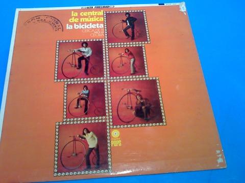 La Central de Música - La bicicleta (1971)