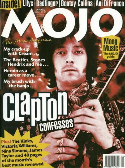 Mojo #53 April 1998 cover