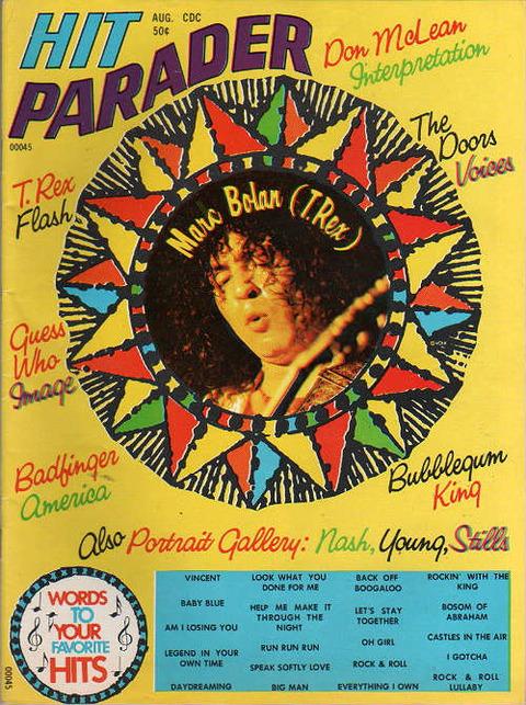 Hit Parader Aug 1972