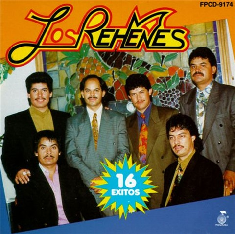 Los Rehenes - FPCD-9174
