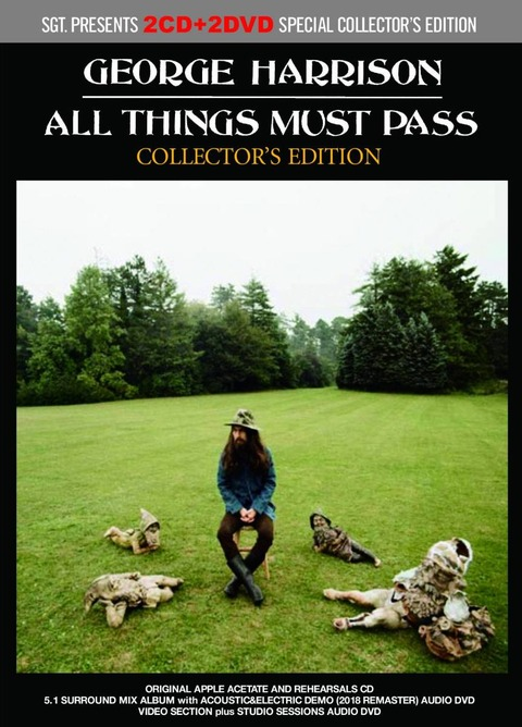 All Things Must Pass collector's edition