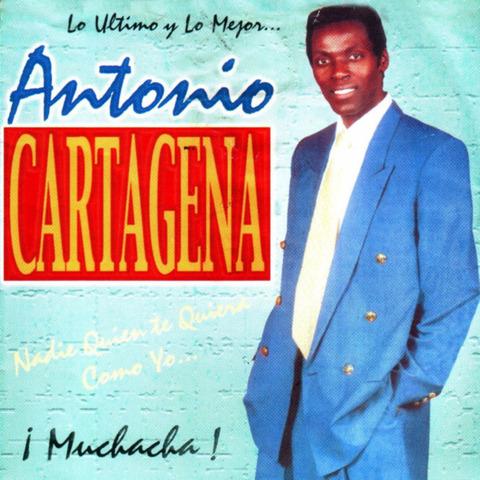 Antonio Cartagena - Muchacha (2001)