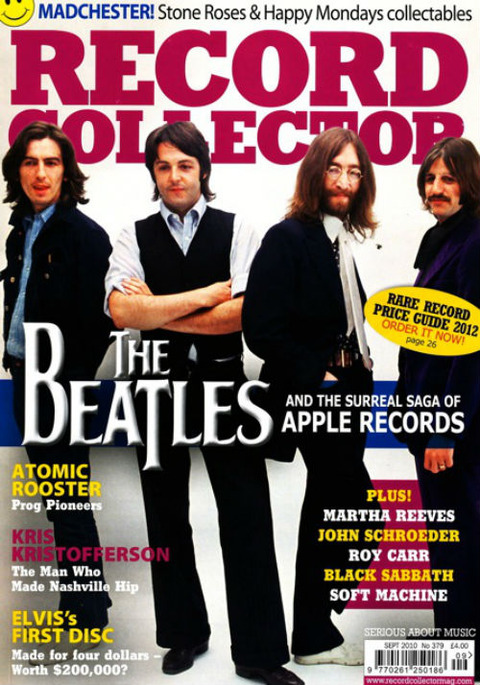 Record Collector #379 (September 2010)