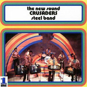 The New Sound Crusaders Steel Band (CD 2006)