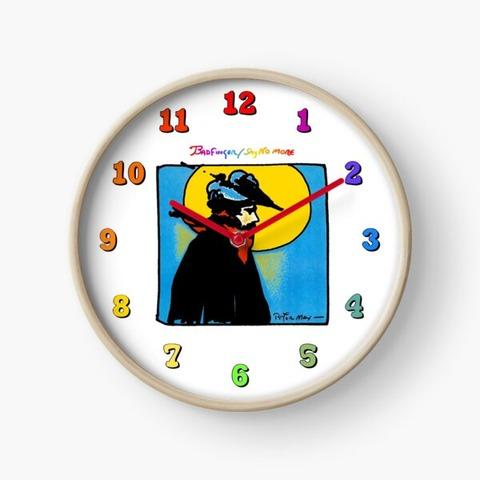 Say No More Clock
