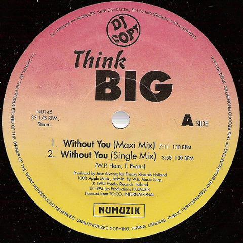 Think Big - NU-145 r