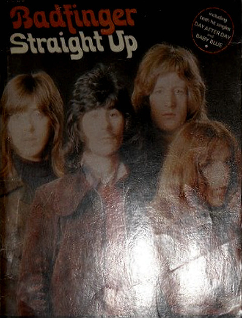 Badfinger Songbook Straight Up Hansen