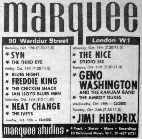 Melody Maker 1967-1014