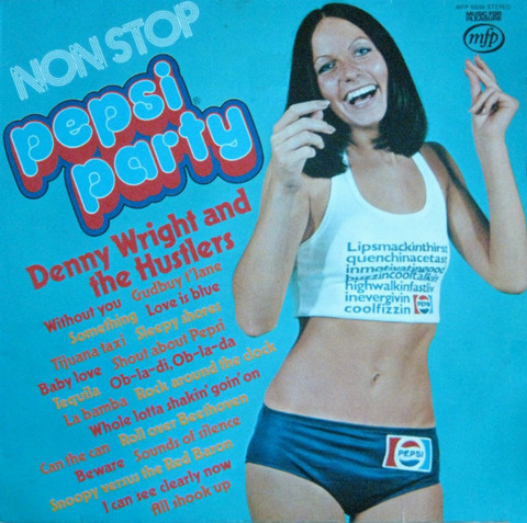 pepsi 1974