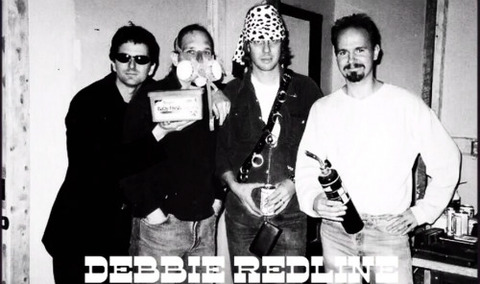 Jamie Barrett Debbie Redline