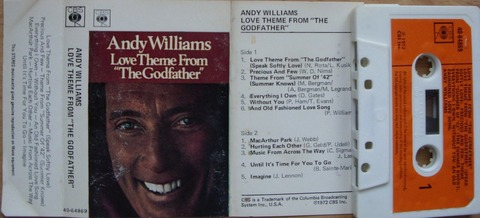 Andy Williams - cass 40-64869