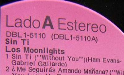 Los Moonlights - DBL1-5110 rA