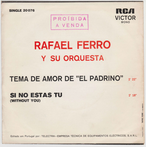 Rafael Ferro - portugal back