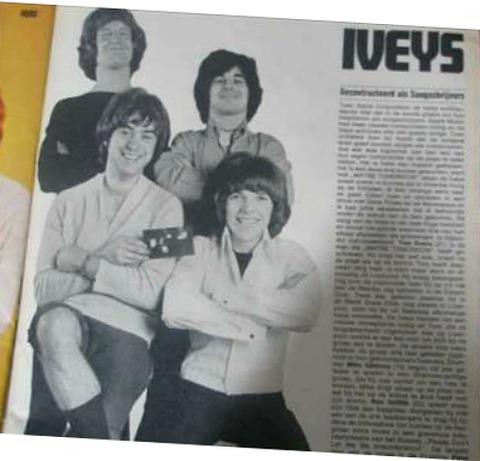 Muziek Expres #159 (Mar 1969) Iveys r
