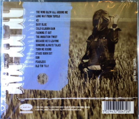Mary Lou Lord VJCD147 back