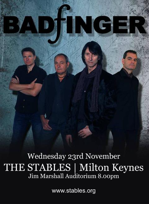 Badfinger - The Stables Milton Keys (Nov 23, 2016)