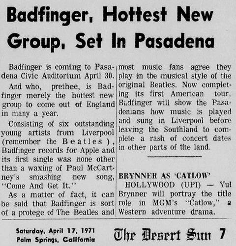 Desert Sun #219 Apr 17, 1971