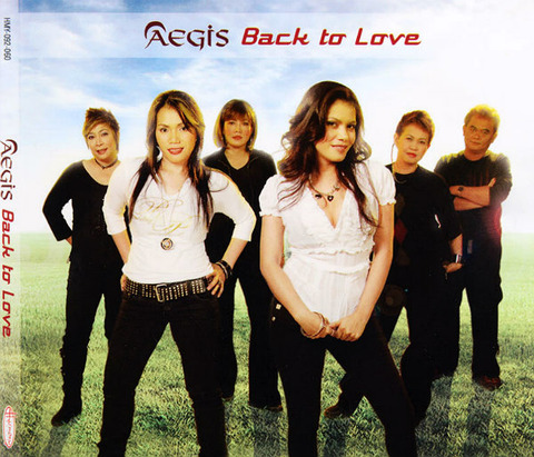 Aegis - Back to Love (2008)