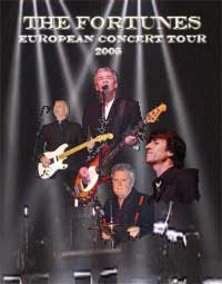 The Fortunes - European Concert Tour 2005 DVD