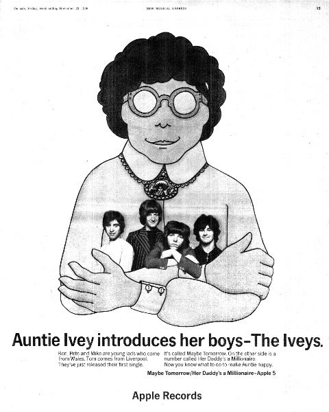 Auntie Ivey