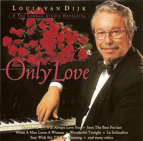 Louis van Dijk - Only Love (1993)
