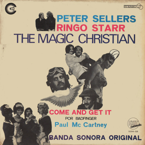 The Magic Christian OST 3514-GS