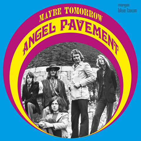 Angel Pavement - Maybe Tomorrow MBTCD019 a