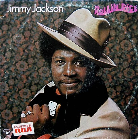 Jimmy Jackson - BDS 5671