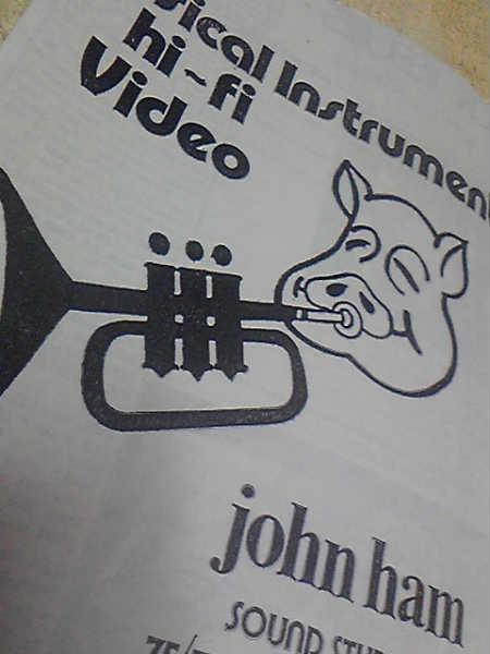 John Ham ad