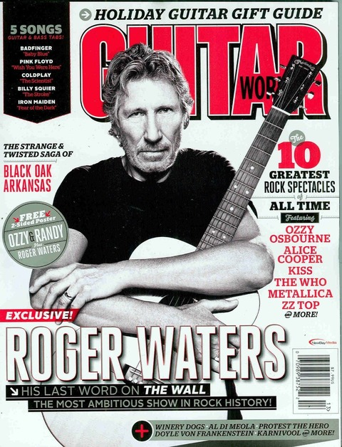 Guitar World Magazine - Holiday 2013