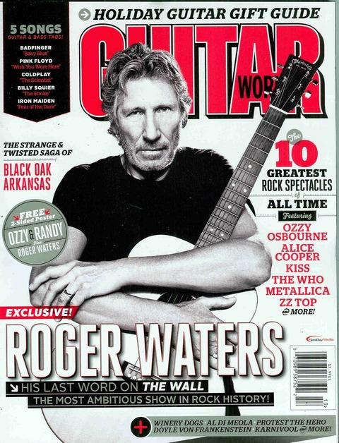 Guitar World Magazine - Holiday 2013