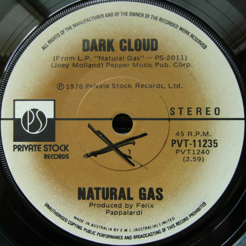 Natural Gas - PVT-11235