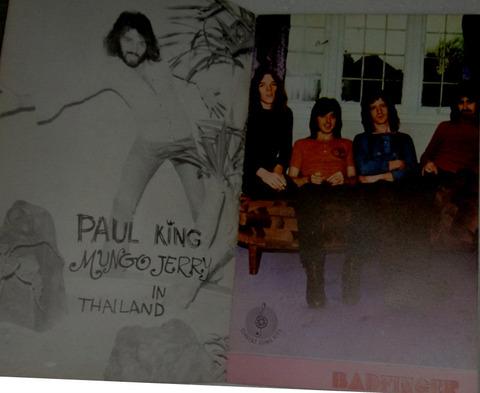 Thailand Book Magazine 1972 Badfinger