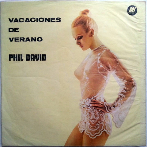 Phil David y Su Orquestra - Vacaciones de verano (1972)