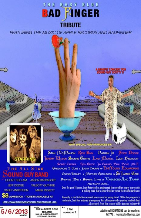 The Baby Blue Badfinger Tribute