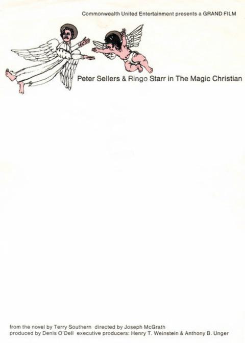 The Magic Christian Letterhead