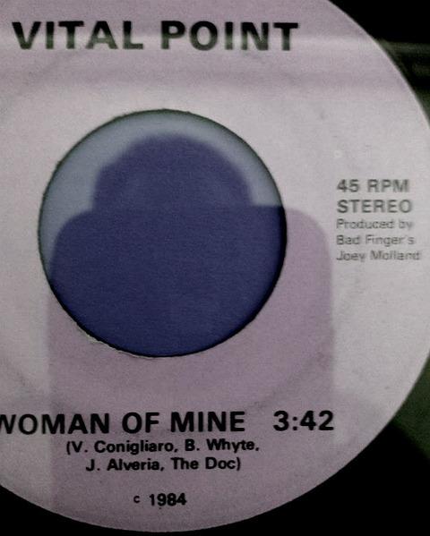 Vital Point - Woman of Mine