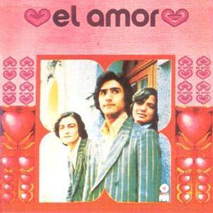 El Amor - Te amo mas (LP 1971)