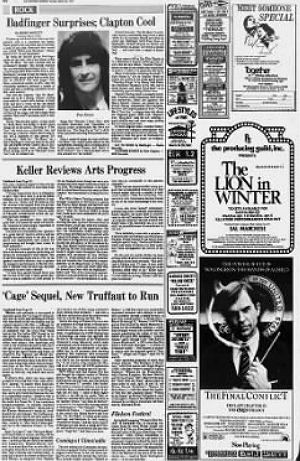 Hartford Courant (March 22, 1981)