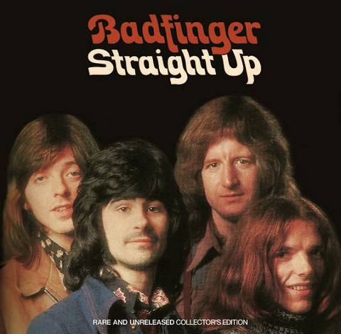 Badfinger Straight Up Rare and Unreleased BFP109CDR