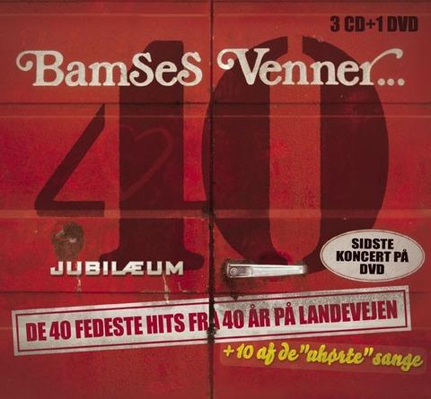 Bamses Venner - 40 af de fede