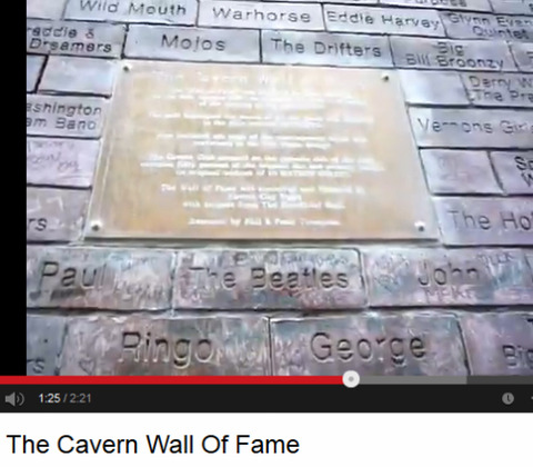 Cavern Wall of Fame George 2 right