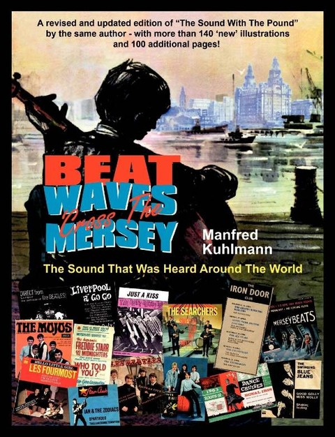 Manfred Kuhlmann - Beat Waves 'Cross The Mersey cover