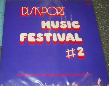 タバラカス - DISKPORT MUSIC FESTIVAL#2